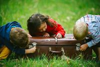 Viajar con niños, ¿cuánto equipaje necesito realmente?