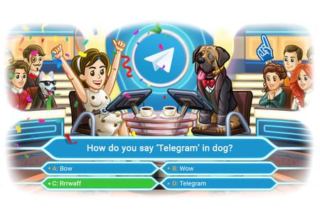 Telegram mejora sus encuestas con cuestionarios, respuestas múltiples y te permite personalizar más el aspecto del chat