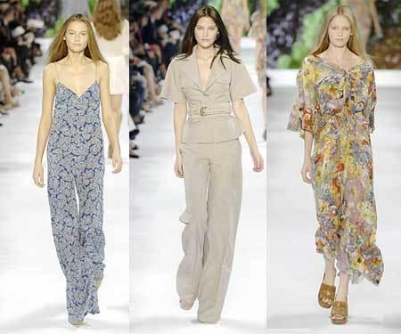 Stella MacCartney en la Semana de la Moda de París Primavera-Verano 2008