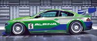 Alpina vuelve a la competición con el BMW Alpina B6 GT3