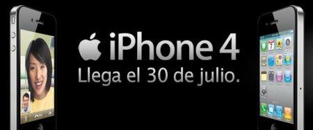 El iPhone 4 llegará este viernes a España, Apple también lo hace oficial mientras Orange suelta algunos datos más