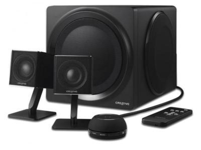 Creative T4 Wireless Series 2.1, sonido serio y sin cables para todos tus equipos