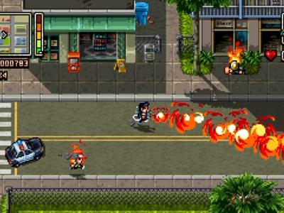 Retro City Rampage tendrá secuela: Shakedown Hawaii