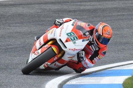 MotoGP Portugal 2011: Stefan Bradl afianza su candidatura en Moto2