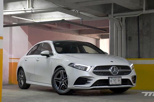 Mercedes-Benz A 200, a prueba: un sedán con todo lo que un compacto aspira a ser