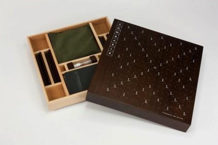 scrabble juego caja