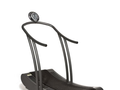 Probamos Curve: una cinta de correr curvilínea que te permite consumir un 30% más de calorías