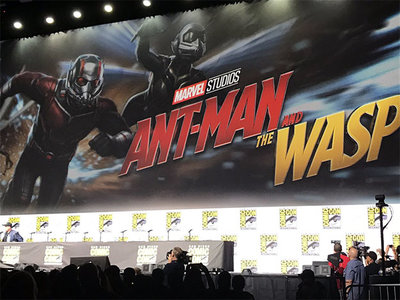 Michelle Pfeiffer y Laurence Fishburne se unen a 'Ant-Man and the Wasp', y prometedores detalles de 'Captain Marvel'