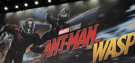 Michelle Pfeiffer y Laurence Fishburne se unen a 'Ant-Man and the Wasp', y prometedores detalles de 'Captain Marvel'