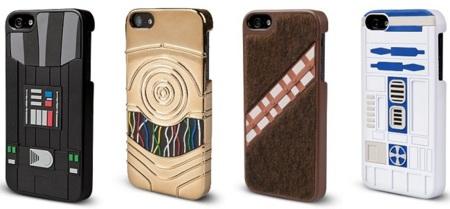 Fundas para iPhone de Star Wars