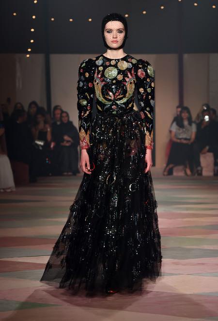Dior Haute Couture Spring Summer2019 Dubai Look 79