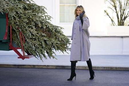 Melania Trump Navidades 2020 03