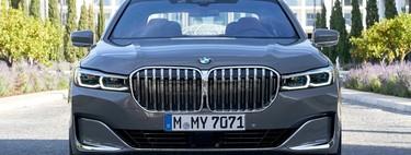 BMW dice que sus clientes aman las parrillas grandes, aunque internet sugiera lo contrario