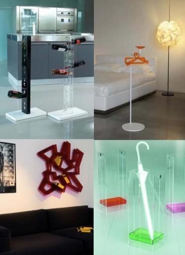 Muebles y complementos de metacrilato en Emporium