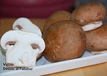 Portobello, el champiñón exótico