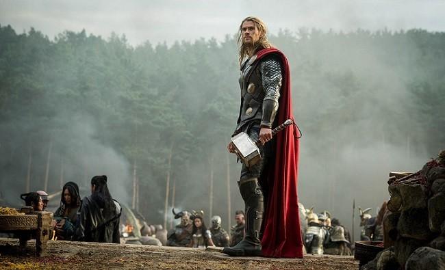 Chris Hemsworth vuelve a ser Thor