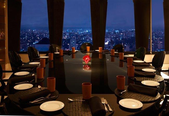 Restaurante Arola en Sao Paulo