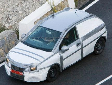 Seat Ibiza 2009, espiado de nuevo con diferente camuflaje