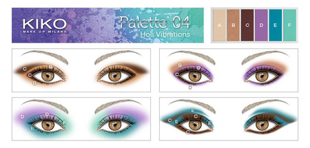 Palette 04 Holi Vibrations