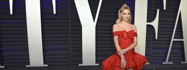 Premios Oscar 2019: el resultado mojado se impone como tendencia en la fiesta de Vanity Fair