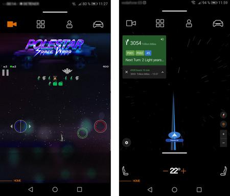 Android Auto Polestar 03