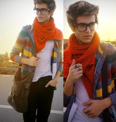 Mandarina para nuestros looks, la calle nos enseña cómo llevar uno de los colores de la temporada