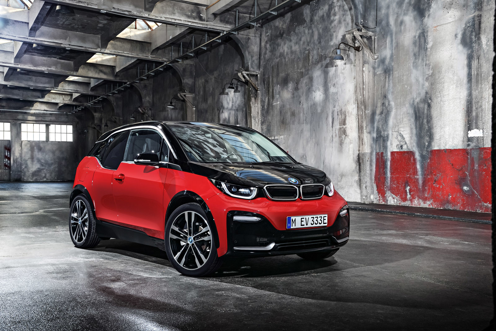 Foto de BMW i3 y i3s 2018 (100/139)
