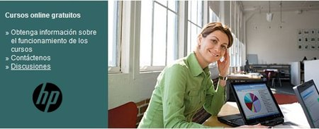 Nuevos cursos online de HP