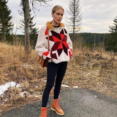 Los leggings, las medias y los calcetines son el aliado de las botas en invierno y estos modelos están a mitad de precio en las rebajas de Calzedonia