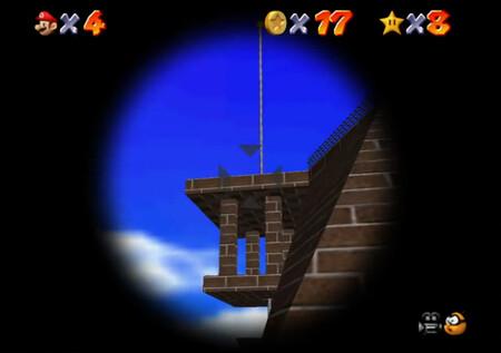 Super Mario 64 Mundo2 Estrella3 02
