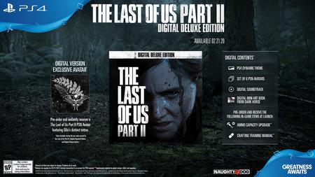 The Last Of Us Part Ii Ediciones Especiales 2