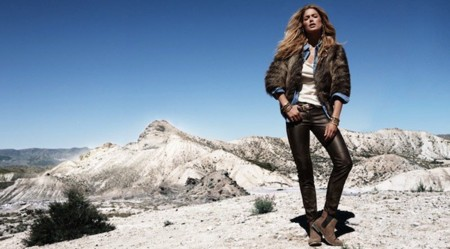 Colección H&M Invierno 2013/2014 (de nuevo) con Doutzen Kroes