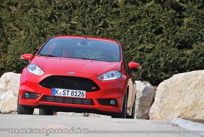 Ken Block también exprime el Ford Fiesta ST
