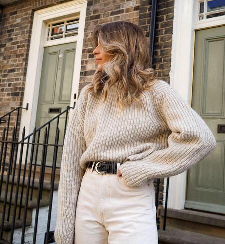 Fichamos las mejores compras para aprovechar el Cyber Monday en H&M: abrigos, jerséis o vestidos con hasta un 70% de descuento
