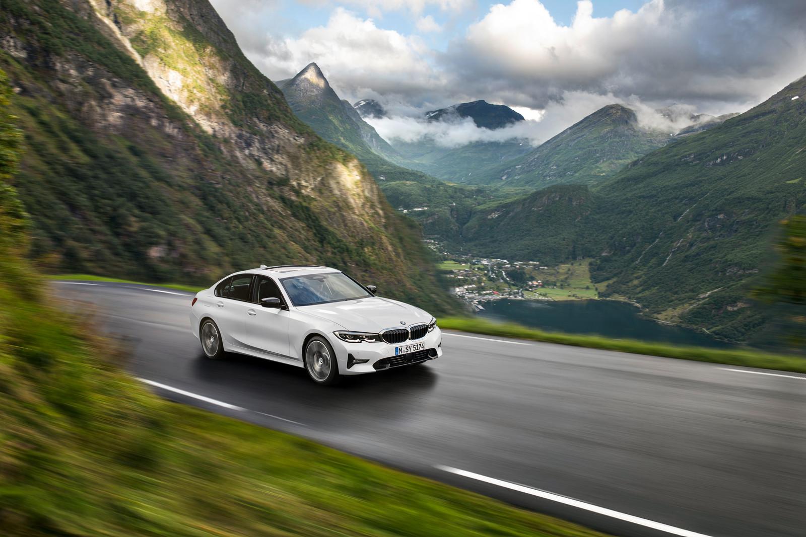 Foto de BMW Serie 3 2019 (42/131)