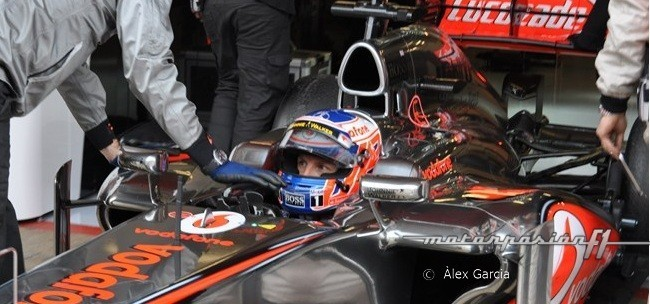 Jenson Button Box