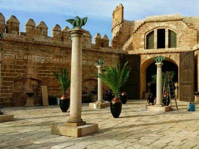 La Alcazaba de Almería, un monumento de cine (y de 'Juego de Tronos')