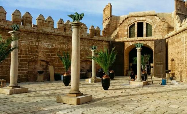 Alcazaba de cine Almería