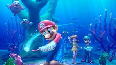 Nintendo presenta su primer Season Pass para Mario Golf: World Tour