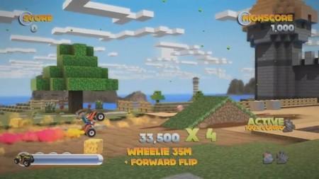 'Joe Danger' de PC desprende amor por 'Minecraft' y 'Team Fortress 2'