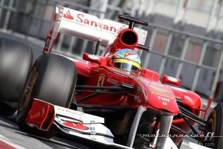 Fernando Alonso confía en su equipo y las posibilidades de mejora
