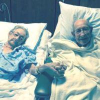 68 años de matrimonio y la fotografía en el hospital que internet está compartiendo