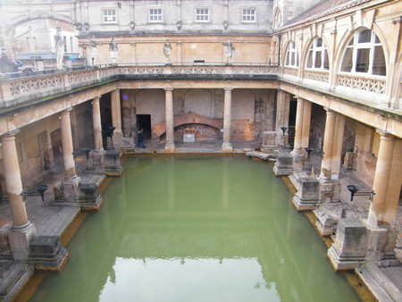 Roman Baths Spixey