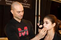 En el backstage de Custo de la New York Fashion Week 2012/2013
