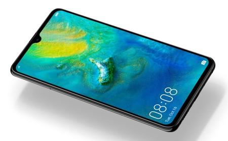 Huawei Mate 20 Pantalla Notch