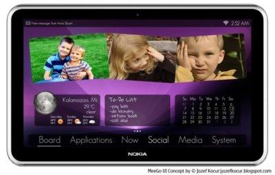 Se busca compañero atractivo para tablet: razón Nokia