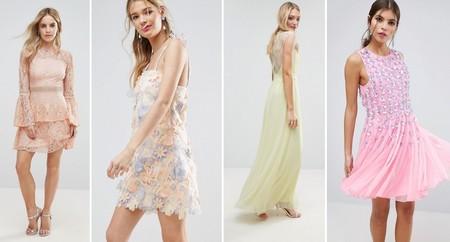 Vestidos Invitada Verano 2017 6