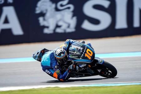 Luca Marini Moto2 Motogp Tailandia 2018