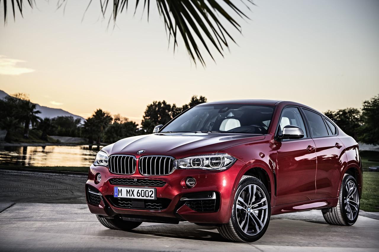 Foto de BMW X6 2014 (39/96)