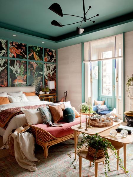 La Redoute presenta en Casa Decor 2020 un precioso e inspirador dormitorio que además puedes replicar en tu casa